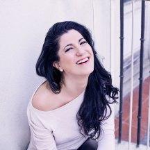 Foto de la Mezzosoprano Cristina Faus