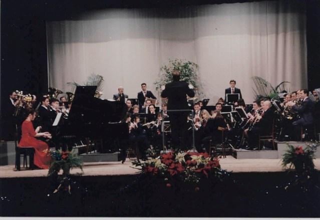 Concerto di Natale 1997, Addinsell, Concerto di Varsavia per pianoforte e orchestra