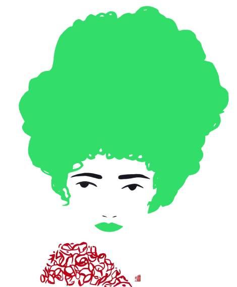 Melena Verde