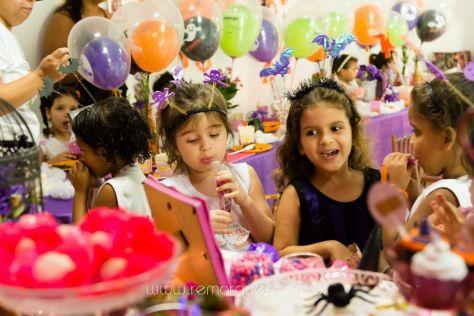 Valentina - Aniversário Infantil - 4 anos - Halloween - 066