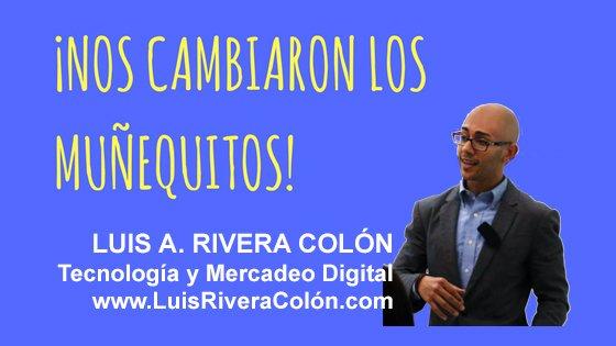 021: De abogado a experto en mercadeo digital – Luis Rivera Colón