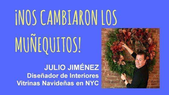040: Coloreando la Navidad en NYC – Julio Jiménez