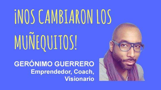 041: Resoluciones = resolver lo que te frena – Gerónimo Guerrero