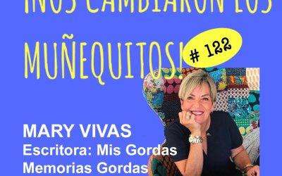 122: Mary Vivas – Escribir para sanar