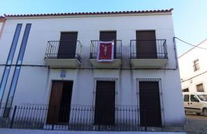 Balconera Cristo Fachada