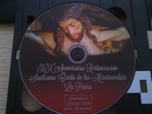 DVD restauración