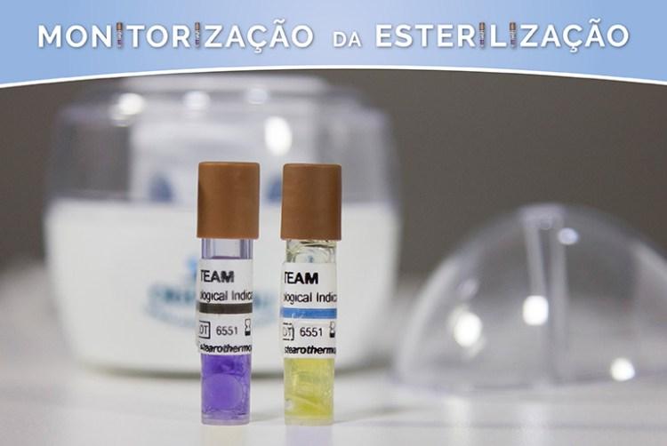 monitorização química e biológica