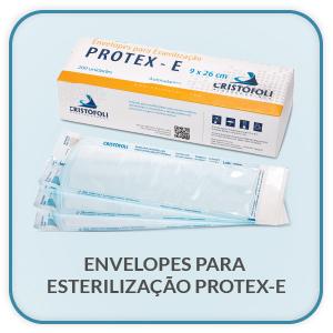 Protex_E_Envelopes para Esterilização
