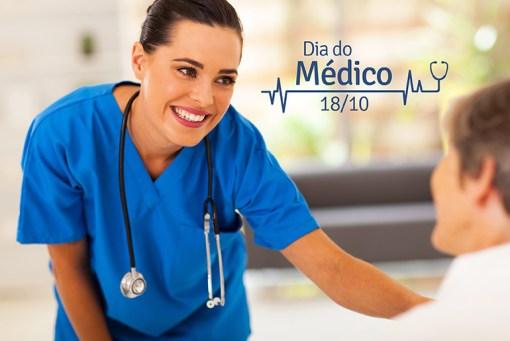 Dia do Médico 18 outubro