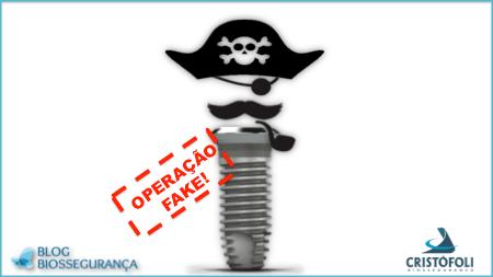 Implantes Pirata - O barato sai caro