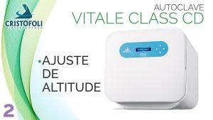 Vitale Class CD Ajuste de altitude