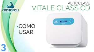 Video Como usar a Vitale Class CD