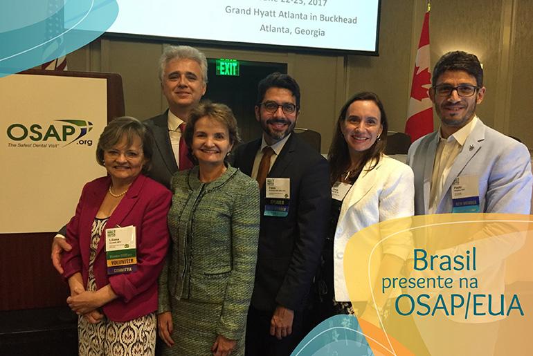Odontologia Brasileira na OSAP