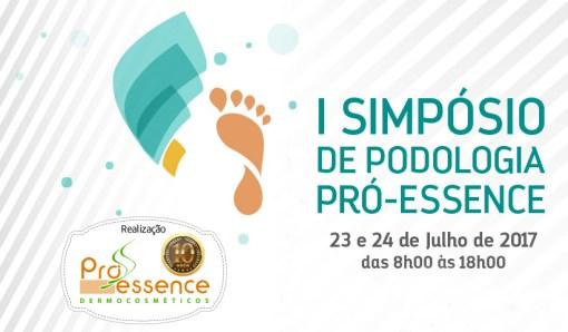 Biossegurança em Podologia - Simpósio Pro-Essence  com Liliana Donatelli