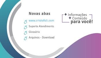 Site Cristófoli Glossário e Download