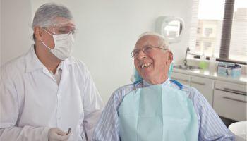 Higiene oral no idoso