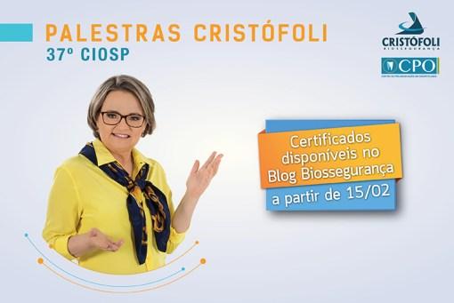 Certificados CIOSP 2019