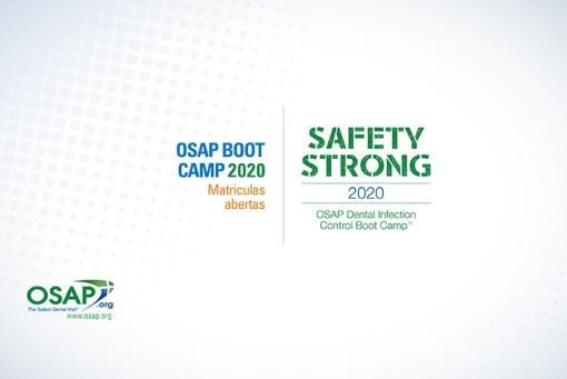 OSAP Boot Camp 2020