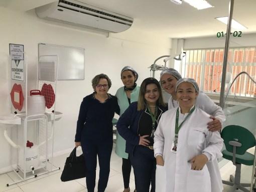 Palestra Biossegurança em Odontologia UNICEPLAC