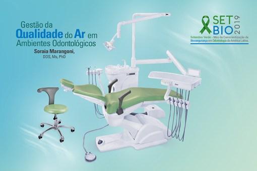gestão da qualidade do ar em ambientes odontológicos