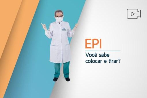 EPI - Você sabe colocar e tirar EPI 2
