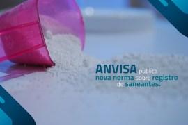ANVISA publica nova norma para saneantes RDC 321