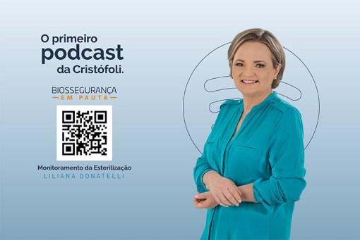 Primeiro Podcast Cristofoli Biossegurança em Pauta