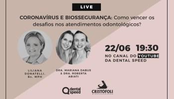 Coronavírus e Biossegurança em Odontologia