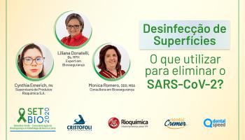 Desinfecção de Superfícies: O que utilizar para eliminar o SARS-CoV-2