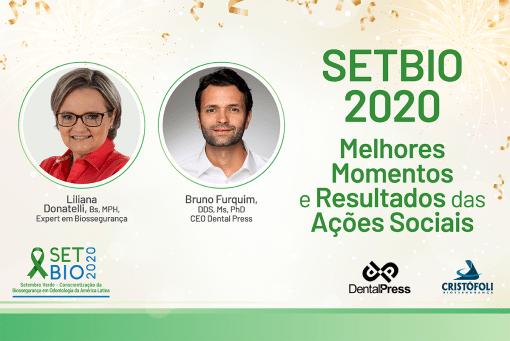 SETBIO 2020 -Melhores Momentos