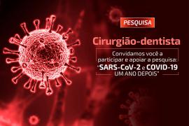 Pesquisa SARS-CoV-2 e COVID-19 um ano depois