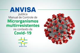 microrganismos multirresistentes no contexto de Covid-19