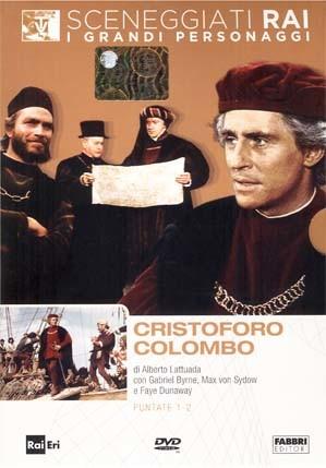 Risultati immagini per Cristoforo Colombo sceneggiato