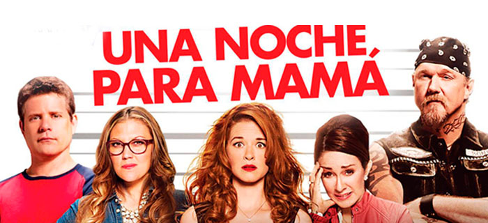 "Canzion Home Media lanza la comedia ""Una noche para mamá"" en DVD"