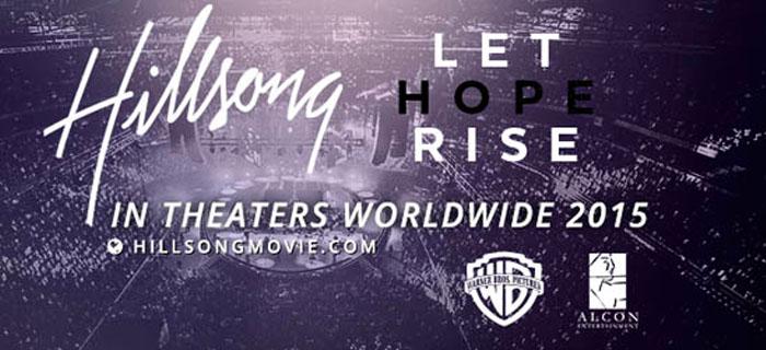 Pelicula de Hillsong's 'Let Hope Rise' tiene fecha de extreno