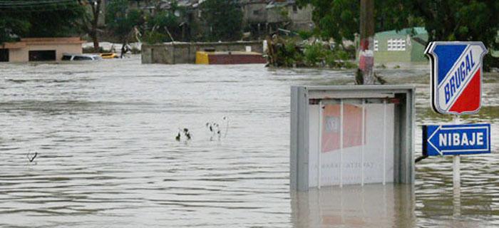 Una Respuesta bíblica a los desastres naturales
