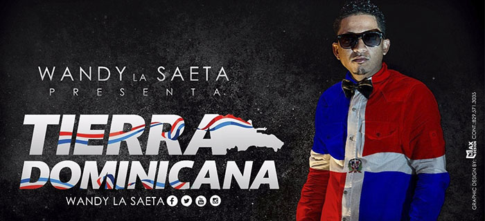 Wandy La Saeta – Tierra Dominicana (Audio)