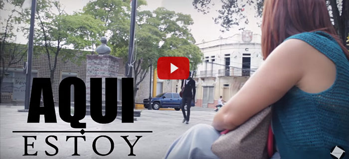 Cales Louima – Aquí Estoy (Vídeo Oficial)