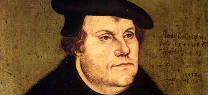 Un día como hoy nace el gran reformador de la Iglesia Martín Lutero