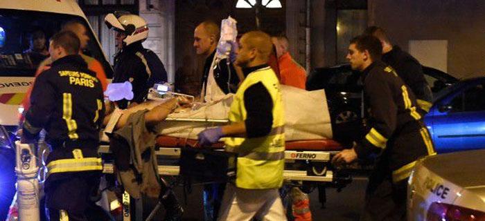 Terror en París: al menos 153 muertos en múltiples ataques