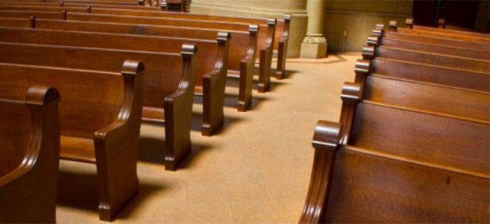 Cierran 2,000 iglesias en Inglaterra