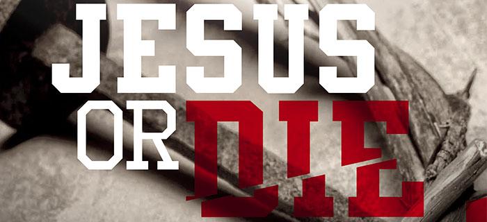 LP Record y Generación 42 presentan Jesús Or Die