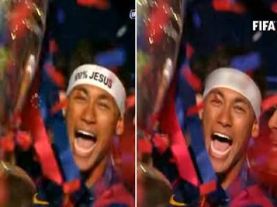 100 % Jesus Neymar