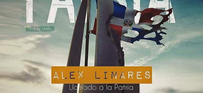 ESTRENO MUNDIAL: Alex Linares – Llamado a La Patria