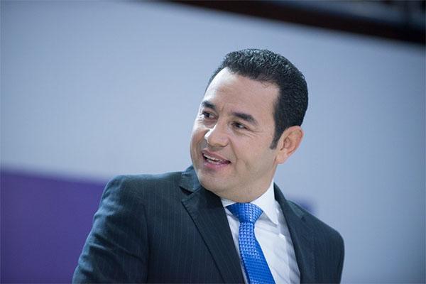 Presidente Guatemala