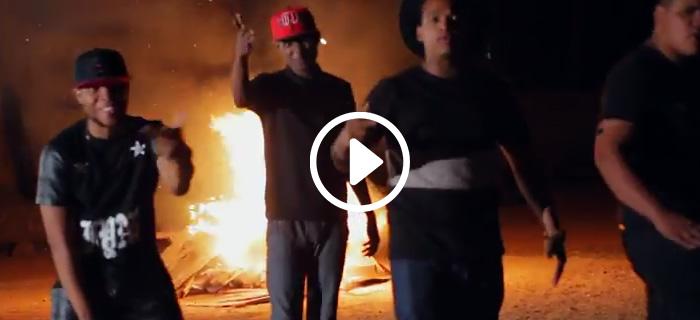 Escuadron Mesianico Ft Ander Bock & Jeiby – Ante el Mic Remix (Video Oficial)