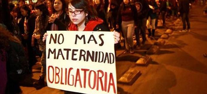 Gobierno de Chileno despenalizará el aborto en 2016