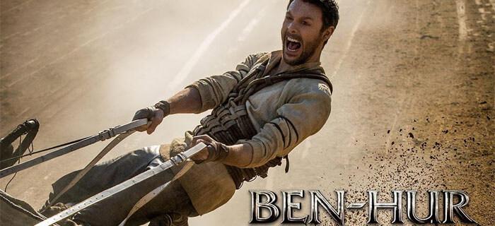 Primer trailer de la Nueva Película 'Ben-Hur'
