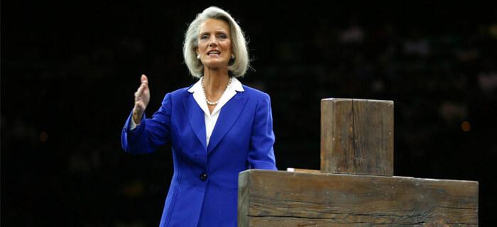 """Hija de Billy Graham advierte: """"El Juicio de Dios está llegando"""""""
