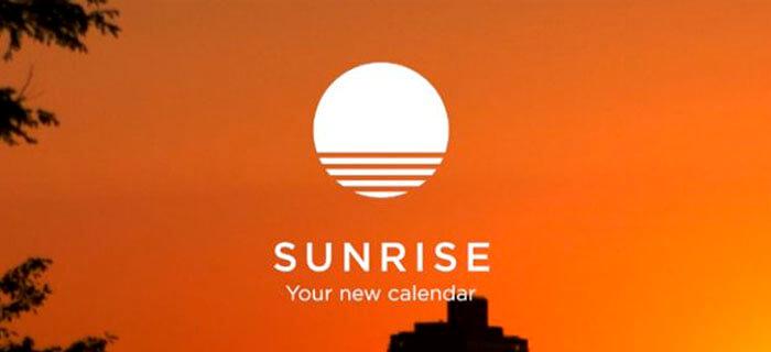 Microsoft anuncia el cierre de Sunrise Calendar